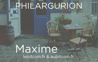 Philargurion : Interview de Maxime