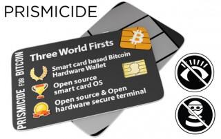 Prismicide : Hardware Wallet, un Ambitieux projet de réification