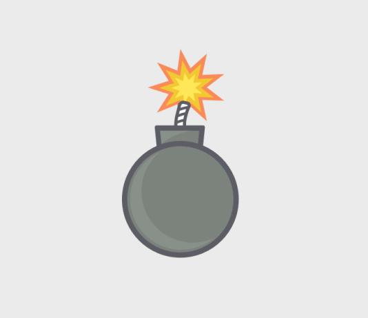 Flat Bomb
