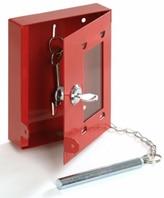 clé de secours